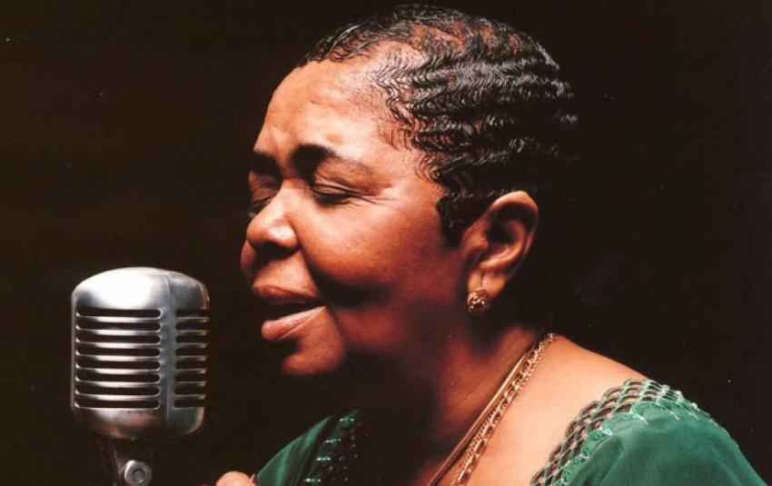 Kaapverdische zangeres