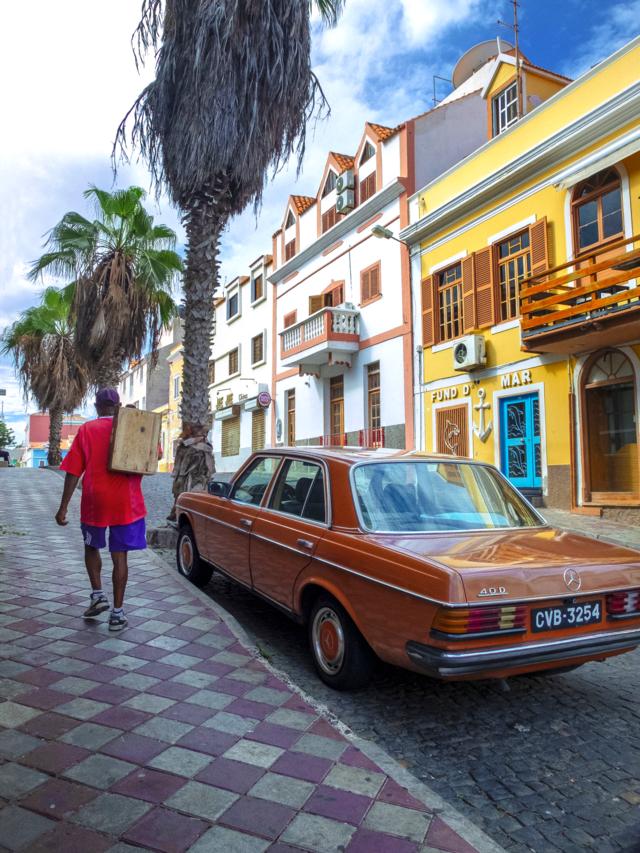 Bezoek Mindelo op Kaapverdië